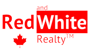 Red and White Realty Inc. Logo
